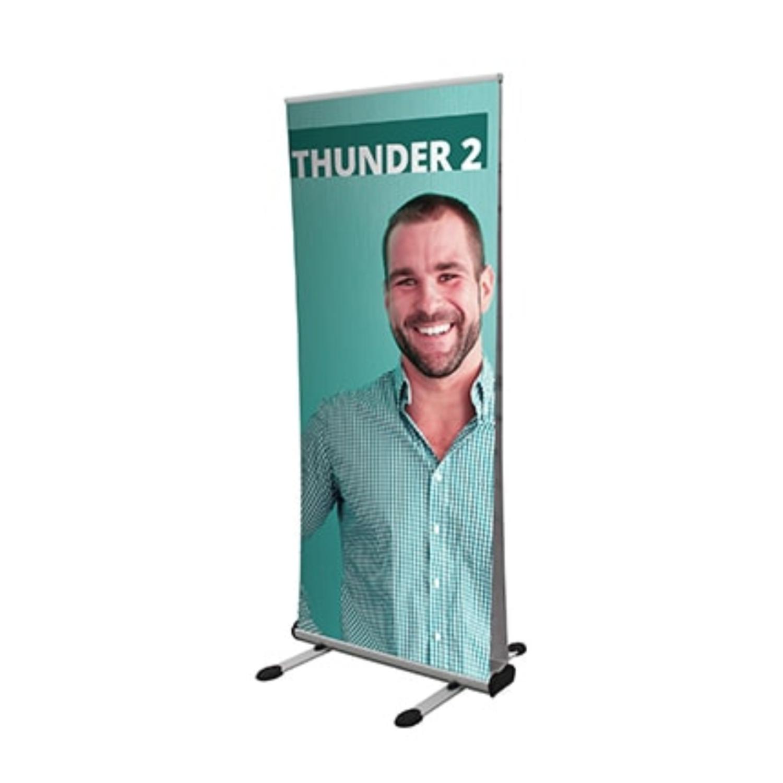 Thunder Roller Banner Stand